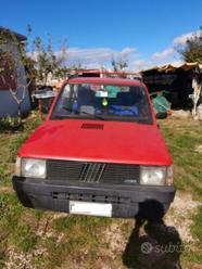 Fiat panda 750 cl