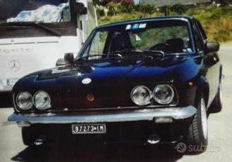 FIAT 124 sport coupè - 1972