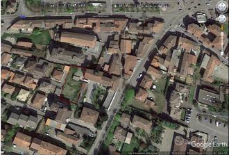 Terreno edificabile adiacente al centro