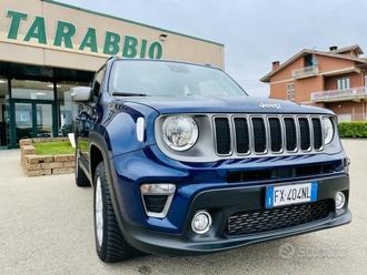 JEEP Renegade 2.0 D 4X4 KM 13.000 LIMITED + CAMB