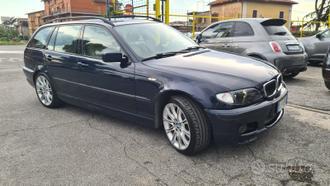 BMW Serie 330d M SPORT PELLE SW