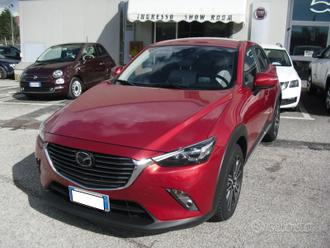 MAZDA CX-3 Exceed 1.5 TD 4WD Aut. full opt. - 2016