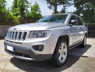 JEEP Compass 2.2 CRD Limited Euro5 - 2013