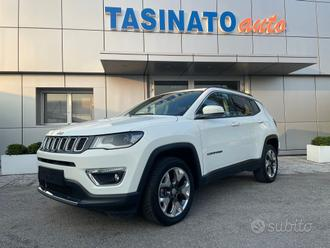 JEEP Compass 2.0 Multijet 140cv AT9 4WD Limited