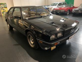 Maserati Biturbo SI black ASI
