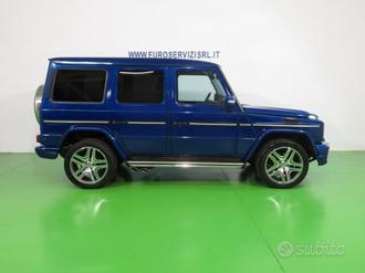 MERCEDES-BENZ G 55 AMG Kompressor cat S.W. Lunga