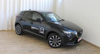 Mazda CX-3 2.0 SKYACTIV-G 121 HP EXECUTIVE