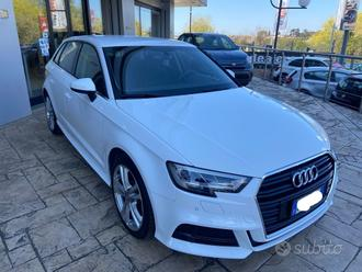 Audi A3 SPB 30 g-tron S tronic Admired