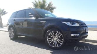 Land rover range rover sport 3.0hse dynamic my2015