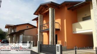 Rif.V23-04  villa a schiera caneva