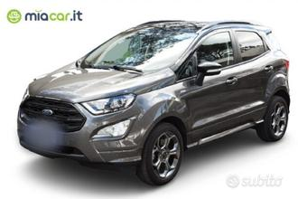 FORD EcoSport 1.5 TDCi 100 CV S&S ST-Line