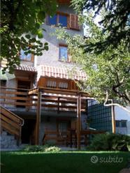 Casa vacanze Val d'Aosta Sarre centro valle f