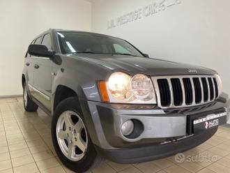 Jeep gr cherokee 3.0 CRD LIMITED full optional