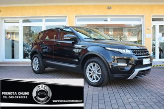 LAND ROVER RR Evoque 1 proprietario 68.000km