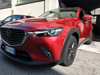 Mazda cx-3 - 1.5 d awd exceed