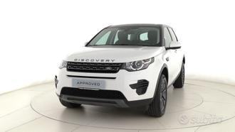LAND ROVER Discovery Sport 2.0 TD4 150 CV Pure G