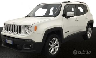 "JEEP RENEGADE 2.0 140CV 4x4 ""LIMITED"""