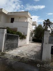 Villa indipendente al mare di Torre Santa Sabina