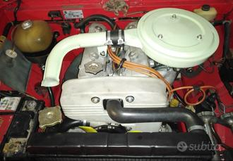 FIAT 124 spider - 1969