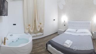 Appartamento con vasca idromassaggio anche a ore