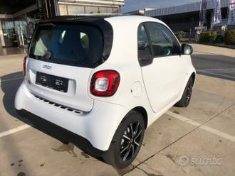 SMART fortwo Electric Drive - 2018
