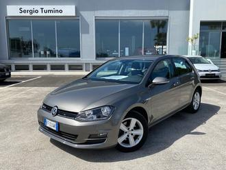 VOLKSWAGEN Golf 7 1.4 TGI DSG EXECUTIVE METANO
