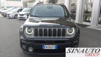 JEEP RENEGADE 1.0. LIMITED T3 120CV LED PACK