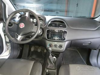 Fiat punto 1.2 5 porte Euro 6 del 23/12/2014