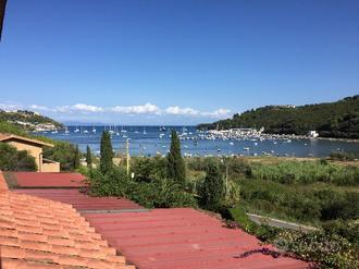 Mono 4 posti vista mare Porto Azzurro