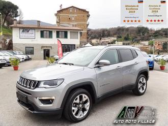 JEEP Compass 1.6 Multijet II Limited NAVI 8,4-FU