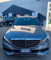 Mercedes classe C station wagon 220 exclusive