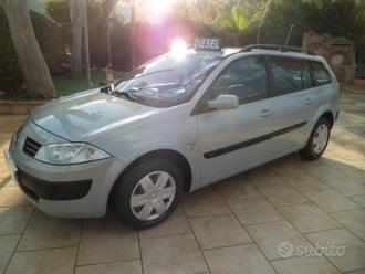 RENAULT MEGANE 1.5 sw 100cv full optional 05