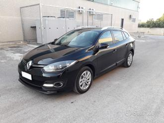 RENAULT Mégane SW 1.5 dCi Limited S&S - 12/2015