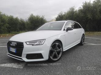Audi A4 sline black edition 2017 Matrix Virtual
