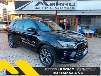 SSANGYONG Korando 1.6 Diesel AWD Icon AZIENDALE