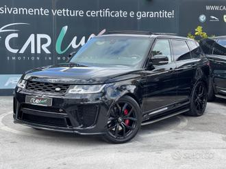 Range Rover Sport 5.0 Supercharged SVR 575CV TETTO