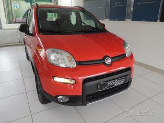 FIAT Panda Cross 0.9 TwinAir Turbo S&S 4x4 WILD