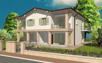 Casa indipendente a Assisi, Torchiagina, 6 locali