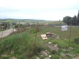 Vizzini ct terreno edificabile con rudere