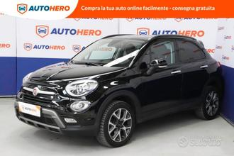 FIAT 500X 2.0 MultiJet 140 CV AT9 4x4 Cross Plus