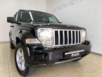 Jeep cherokee 2.8 CRD LIMITED automatico 4X4