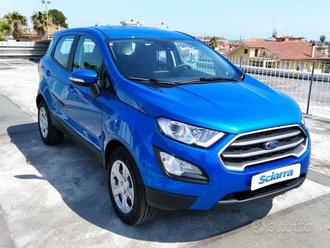 Ford EcoSport 1.0 EcoBoost 100 CV Plus