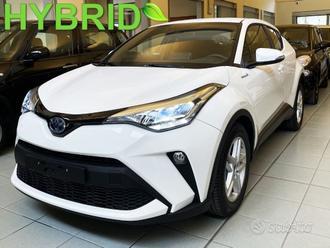 TOYOTA C-HR 1.8 Hybrid E-CVT Active (nuovo)
