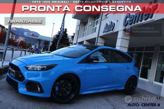 Ford Focus RS Track Edition Blue&Black 2.3 35...