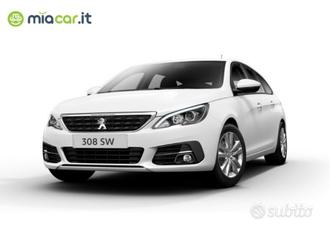 PEUGEOT 308 BlueHDi 130 EAT8 S&S SW Active