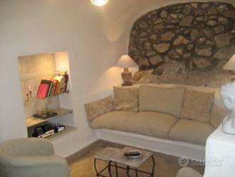 Anacapri - Centro storico - Casa con ampio giardin