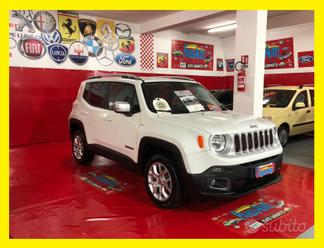 Jeep Renegade 4WD Limited 2.0 DIESEL 140cv - 2016