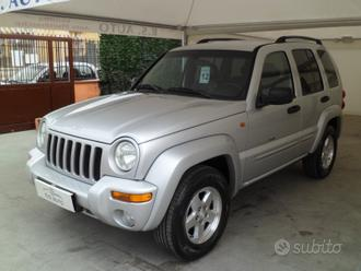 Jeep Cherokee 2.8 CRD Limited automatica 4x4 05