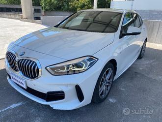 BMW 118 d 5 porte M sport