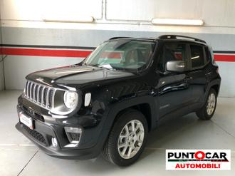 Jeep renegade 1.0 T3 120cv LIMITED - 2020